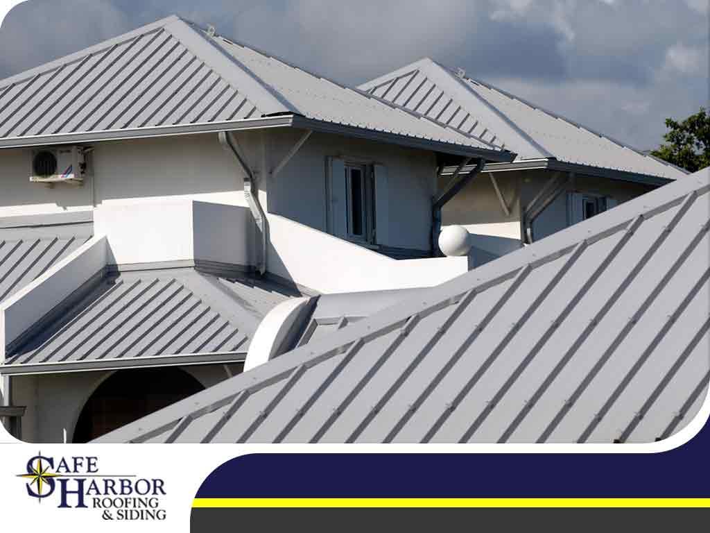 4 Metal Roof Myths Debunked