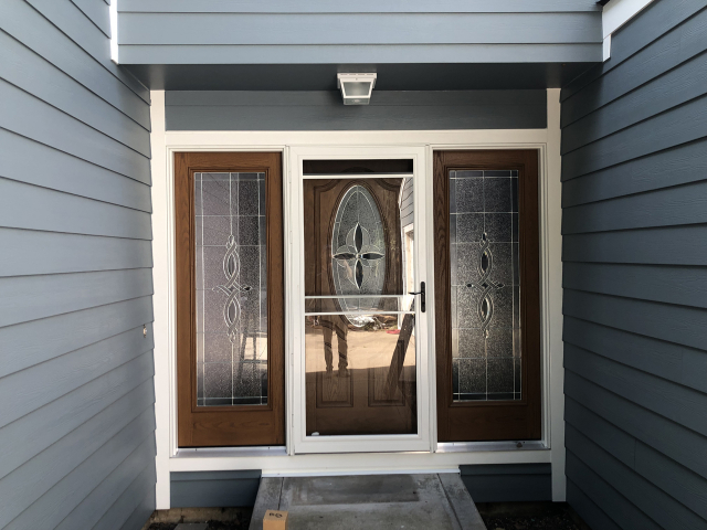 Doors & Siding