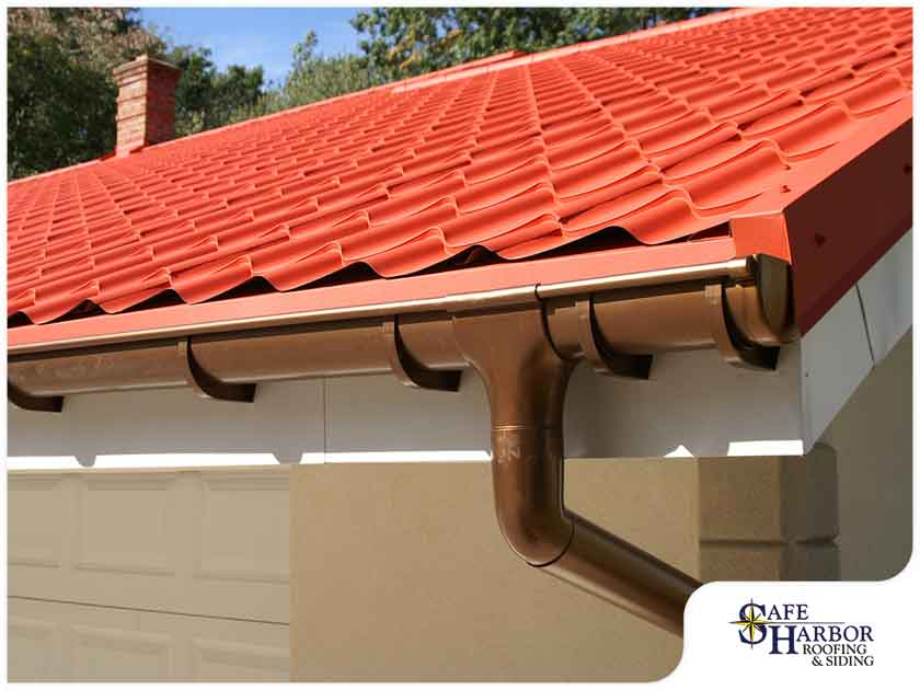 Pick the Right Gutter Colors for Your Home