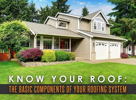 The Basic Components of Your Roofing System