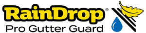RainDrop Pro Gutter Guards