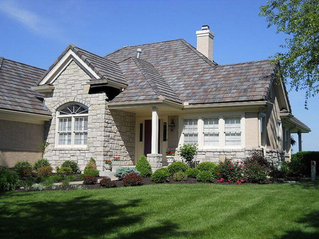 Concrete Roof Shingles